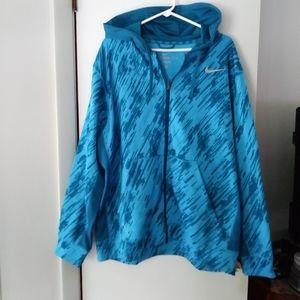Nike Therma fit zip hoodie